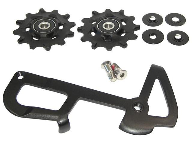 SRAM Kit guide-chaîne intérieur/poulie Long pour GX1x11/Force1/Rival1
